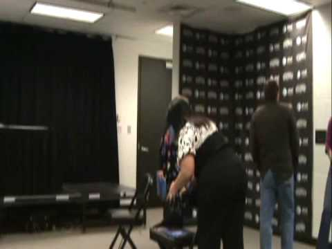 TSO WEST Backstage 1/2/09