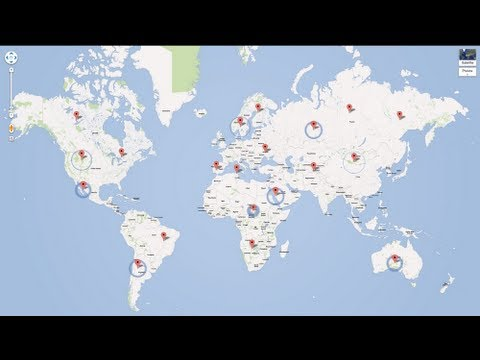 Map your world with Google Map Maker Music Videos