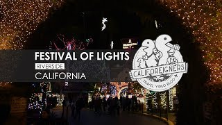 Things to do in California | Festival of Lights