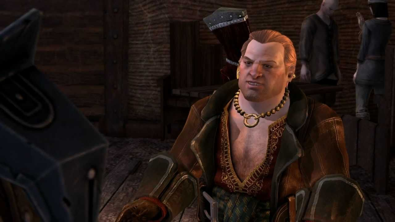 Varric Dragon Age Origins Dragon Age 2 Varric Comments