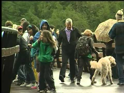 Canada's Governor General Visits the Cowichan Valley