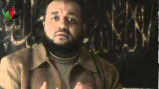 رسالة سياسية  بالحومصي لمعاذالخطييب من ابو نزيه الحر