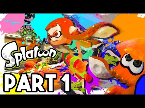 splatoon game online to play for free