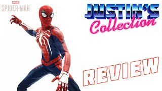 Hot Toys PS4 Spider-Man Advanced Suit Review
