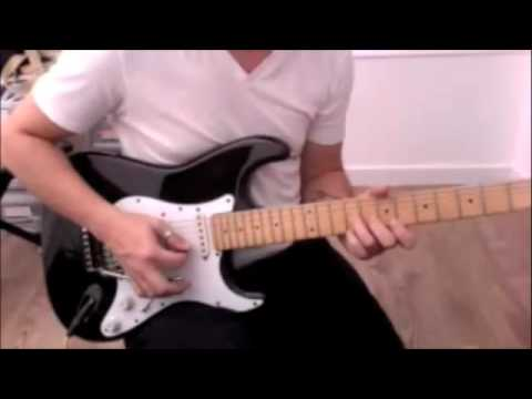 Hank Marvin Style Guitar Lesson