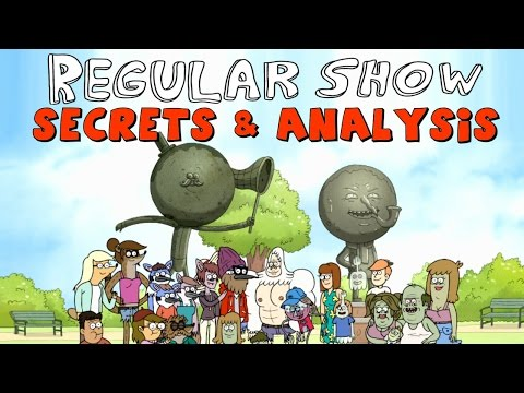 The End of Regular Show - Secrets. Analysis. & Stuff YOU MISSED!