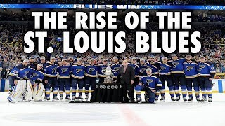 The Rise Of The St. Louis Blues