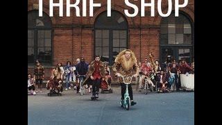 Thrift shop Clean Version