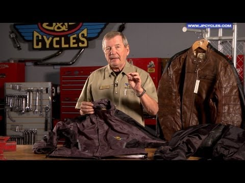 Motorcycle Clothing. Rain Gear. and Apparel Basics - by J&P Cycles