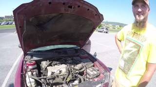 2005 Pontiac Grand Am: ALCAN Highway