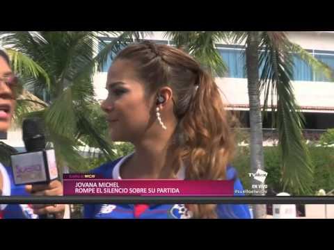Jovanna Michelle rompe el silencio sobre su salida de Tu Cara Me Suena Kids