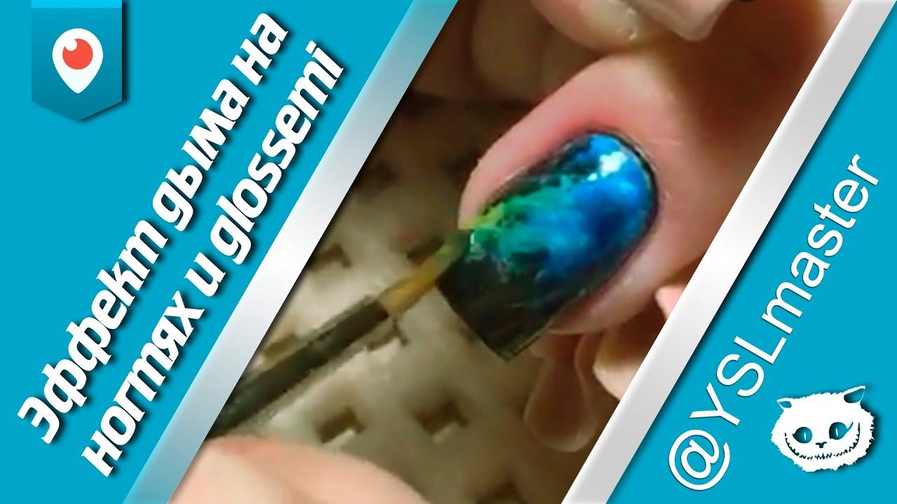 Маникюр педикюр на короткие ногти