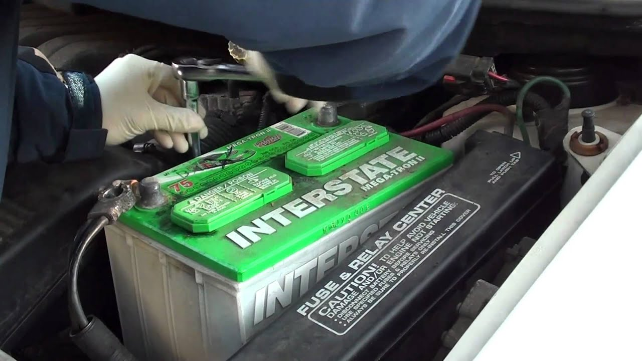 How Hard Is It To Put A Car Battery In