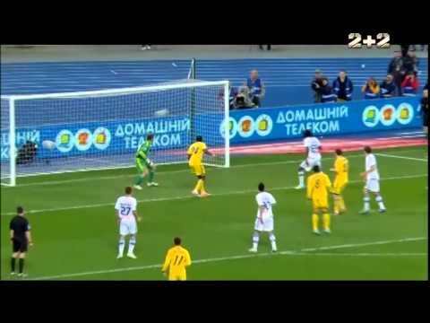 Динамо - Металлист - 4:2. Обзор матча