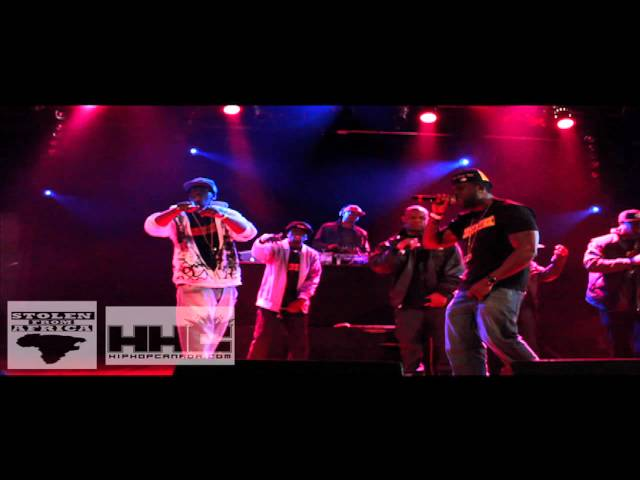 Big Shakes  performance footage / N.O.R.E 180 Change Street Shout out!!  - Toronto, Canada