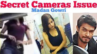 Secret Cameras Issue in Girls Hostel | Tamil | Madan Gowri | MG