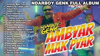 Download lagu Ndarboy Genk Full Album Ambyar Mak Pyar Feat Ambyar People   Mendung Tanpo Udan