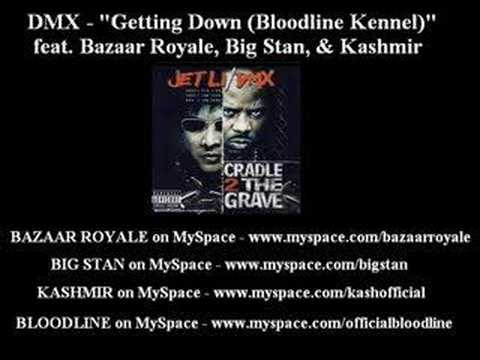 Dmx - Getting Down