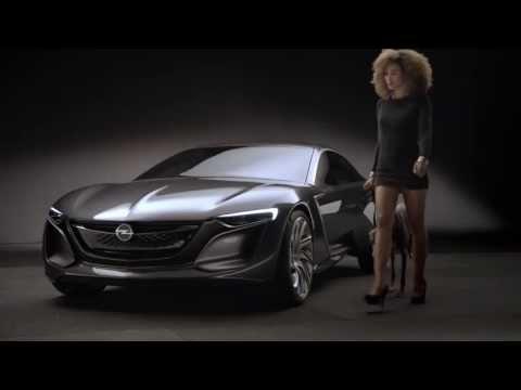 Opel Monza Концепт: Это Opel завтра