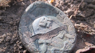 Коп по войне / World War II Metal Detecting (4.02.17)