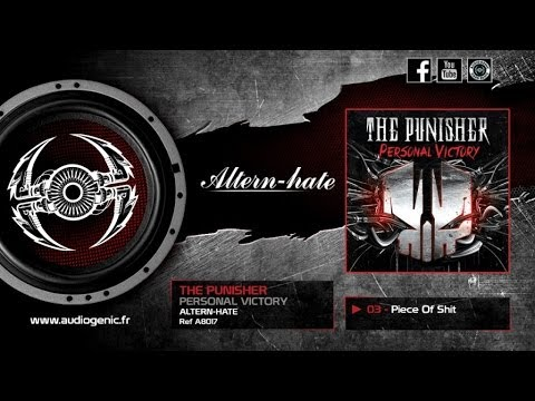 THE PUNISHER - 03 - Piece Of Shit [PERSONAL VICTORY - A8017]