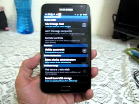 Samsung Galaxy Note Extra Features. Hidden Options. Tips & Tricks Part 2