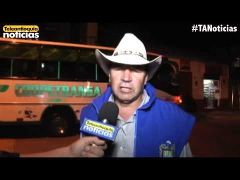 La comunidad del municipio de Santa Rosa de Osos se queja por cabalgatas nocturnas