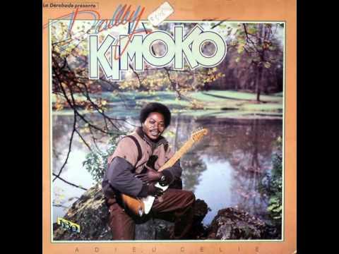 Dally Kimoko (RDC) of Soukous Stars: Adieu Celie (Music of Congo - Soukous 1985)