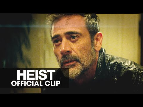 HEIST (2015 Movie - Robert De Niro, Jeffery Dean Morgan) – Official Clip