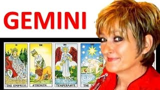 GEMINI 2016 PREDICTION - PSYCHIC TAROT READING with Karen Lustrup
