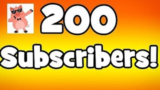 200 Subscribers! ThAnK YoU