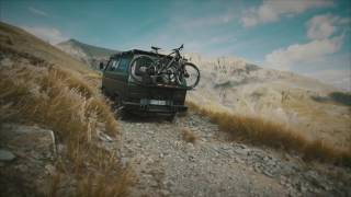 Canyon   The roadtrip with VW T3 Synchro and trailriding with Spectral CF