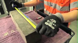 Flexural Tensile Strength Test - Hardened Concrete