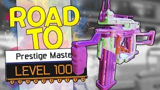 HARDCORE NAGELPISTOLE | BO3 Road to Level 1000