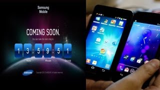 Samsung Galaxy S3 Early Countdown Tease From Samsung, Discover TheNextGalaxy!