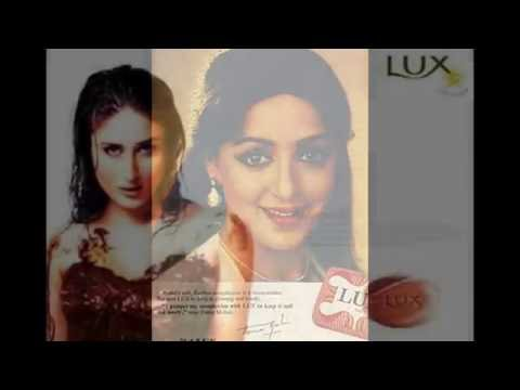 Lux soap Top Models heroine | Lux advertiser | Bollywood Actress in Lux Soap ads