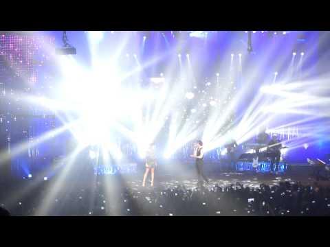 Sam Alves E Marcela Bueno - A Thousand Years - Hsbc Brasil - São Paulo - The Voice Brasil Tour