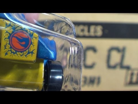 2014 C CCL Hot Wheels Factory Sealed Case Unboxing