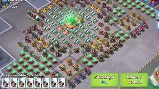 BoomBeach - Hard Core - Forlorn Hope