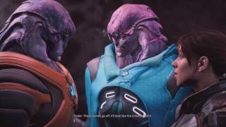 Mass Effect Andromeda Jaal Loyalty Mission