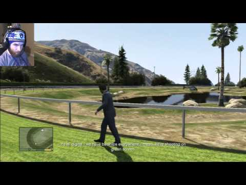 Gta 5 How To Walk And Play With Chop