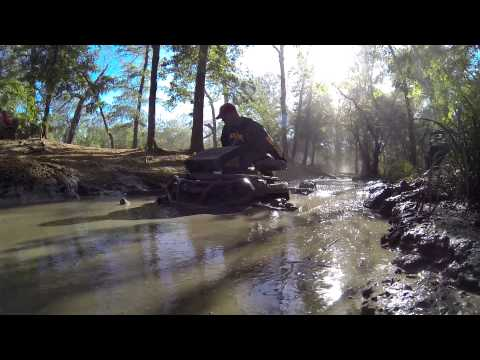 MUDD JAM 4- Southern Mudd Junkies- RIVER RUN ATV PARK- Crazy Town