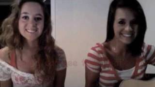 Watch Megan & Liz Homerun video