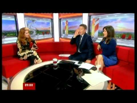 Paloma Faith - BBC Breakfast Interview 21st May 2012