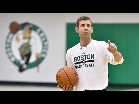 Brad Stevens Boston Celtics Late Game Offense
