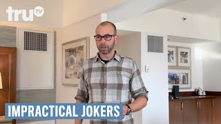 Impractical Jokers - Murr's MacGyver Audition (Deleted Scene) | truTV