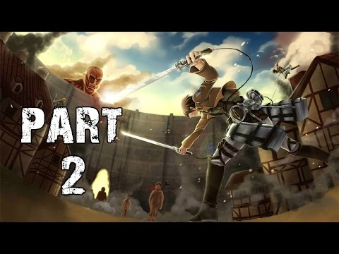 The FGN Crew Plays: Attack on Titan Part 2 Spectator Mode PC