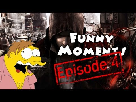 Funny Moments Episode 4: Prototype