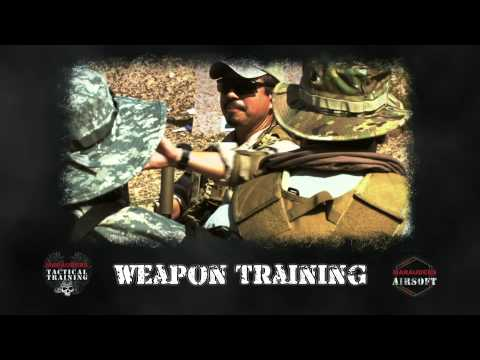 MTT Airsoft Close Quarter Combat Training Video Preview Image 1