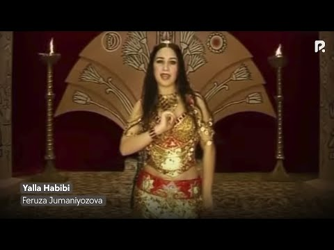 Feruza Jumaniyozova - Yalla Habibi | Феруза Жуманиёзова - Ялла Хабиби